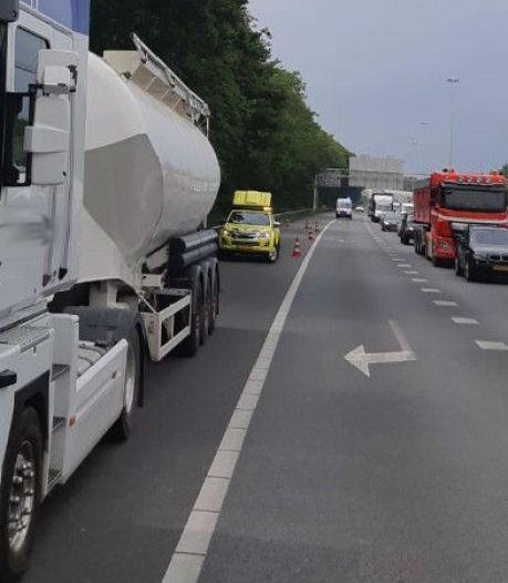 Mishandelde trucker (55) uit Loon op Zand herstelt thuis, automobilist nog spoorloos