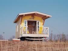 Deze hippe surfhut aan het strand is favoriet bij Airbnb-gasten