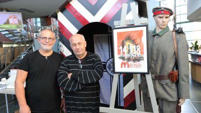 Stripverhaal reconstrueert 'Slag bij Imde'
