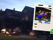 Woedende jongeren uit Urk dringen huis binnen en roepen 'Geertje Wilders!'