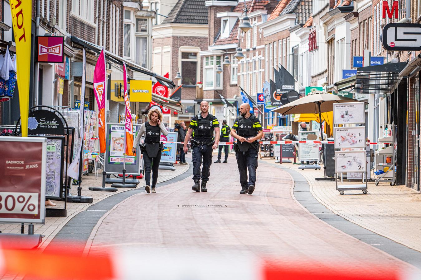 Stichting Steenwijk Vestingstad wil dat de winkels vanaf 3 maart weer open mogen.