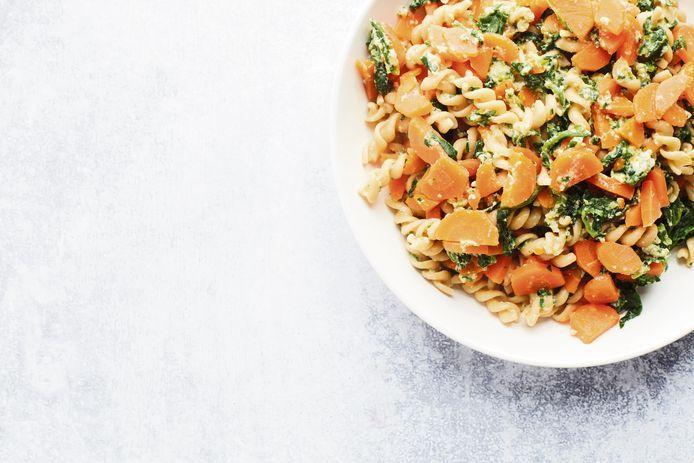 Van pasta tot Limburgse asperges: hier kan je eten afhalen of thuis laten bezorgen in Bilzen.