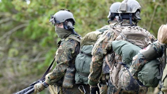 Duitse MIVD onderzoekt nieuwe verdenkingen van extremisme binnen elite-eenheid leger