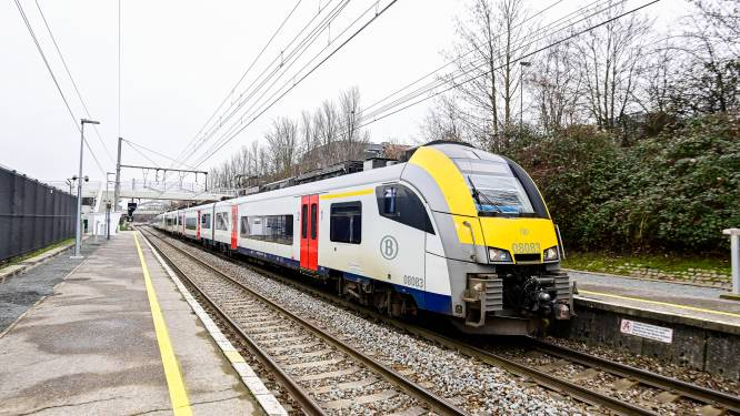 Un piéton percuté par un train en région verviétoise