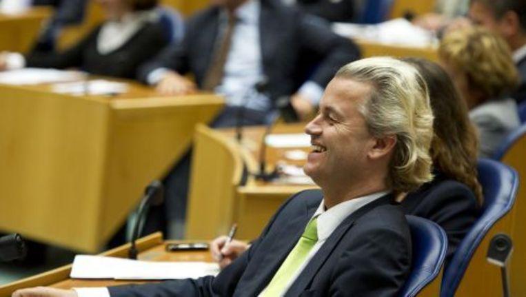 Geert Wilders. ANP Beeld