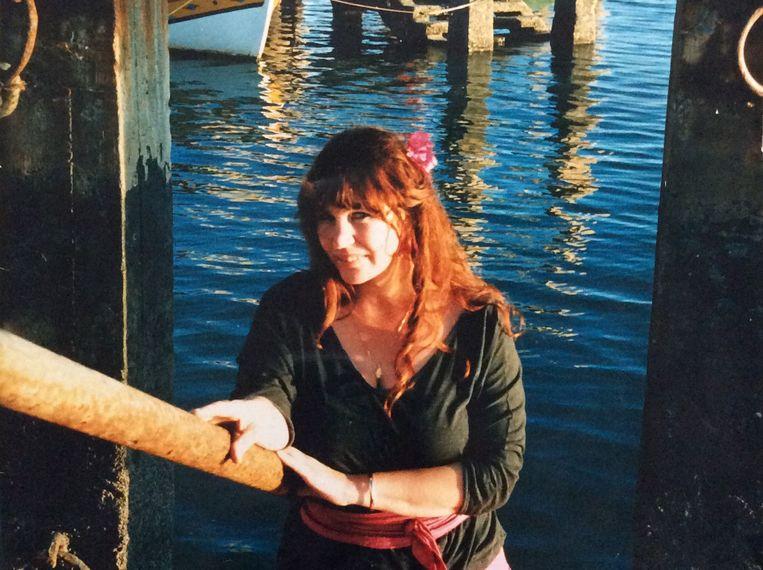 Jacoba Haas in haar laatste jaren Beeld Jacoba Haas