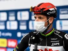 """Philippe Gilbert """"heureux d'être au départ"""" de la Flèche Wallonne"""