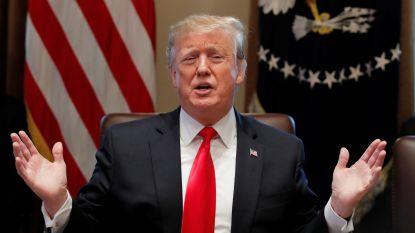 """Trump kreeg weer """"geweldige brief"""" uit Pyonyang en spreekt over nieuwe ontmoeting met Kim Jong-un"""