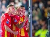 Negental Go Ahead trekt overwinning in knotsgek duel met Heracles over de streep