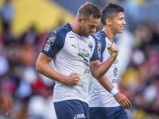 Vincent Janssen twee keer trefzeker voor Monterrey