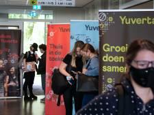 Dag Helicon, hallo Yuverta! Nieuwe schooljaar begonnen op mbo in Geldermalsen