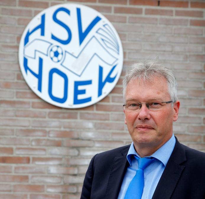 Hoek-voorzitter Art van der Staal