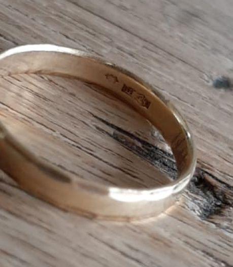 Ware Jacob(a) meldt zich nog niet voor gevonden ring MS-collecte Zwolle