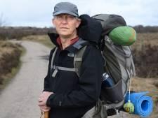 """'Pelgrim' Wim uit Hulsen redde zichzelf door te wandelen naar Santiago: """"Tocht van mijn leven"""""""