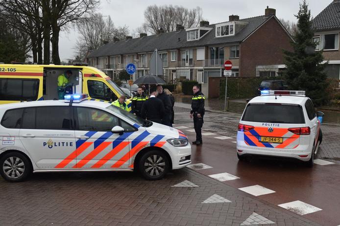 Ernstig ongeluk op de Jasonstraat in Eindhoven (middaguur)