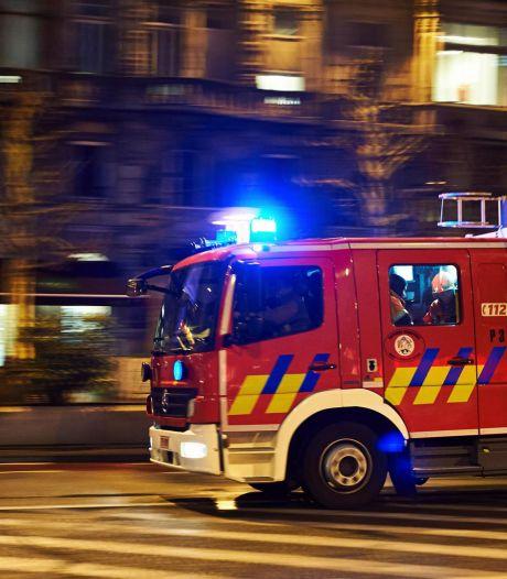 Une dame décède dans l'incendie de son appartement à Hannut