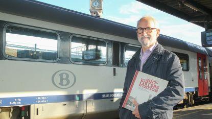 """Boek over geschiedenis van Gent Sint-Pieters: """"Het blijft een prachtig gebouw"""""""