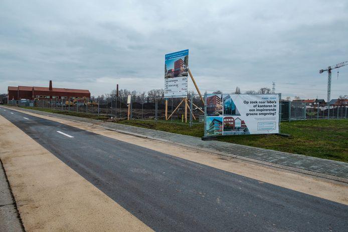De werkzaamheden voor het nieuwe gebouw van ViTalent zijn van start gegaan.