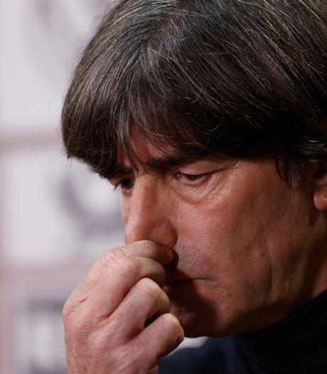 Joachim Löw ne sera plus le sélectionneur de l'Allemagne après l'Euro