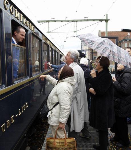 Wereldberoemde Oriënt Express maakt stop in Gouda. Ga jij kijken?