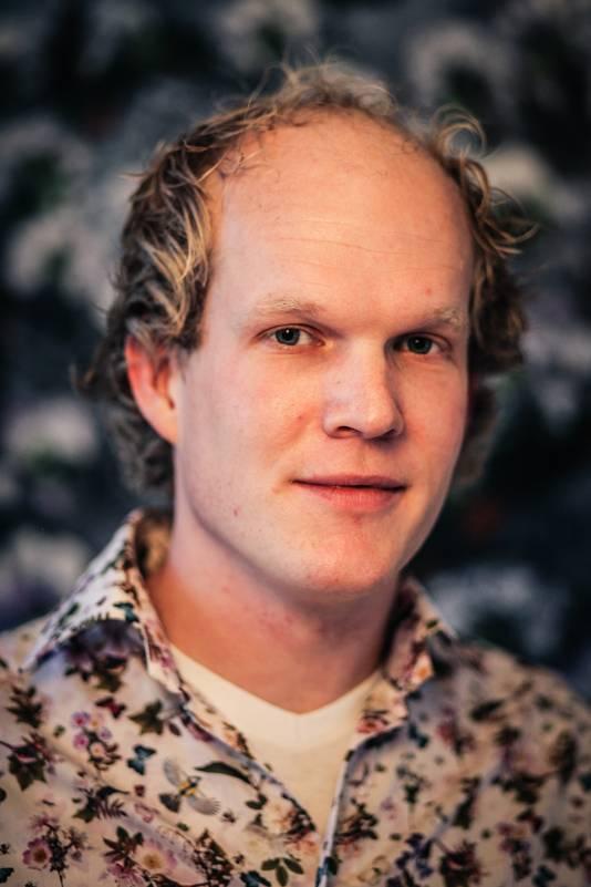Maarten Boersema wil laten zien wat een predikant zoal doet.