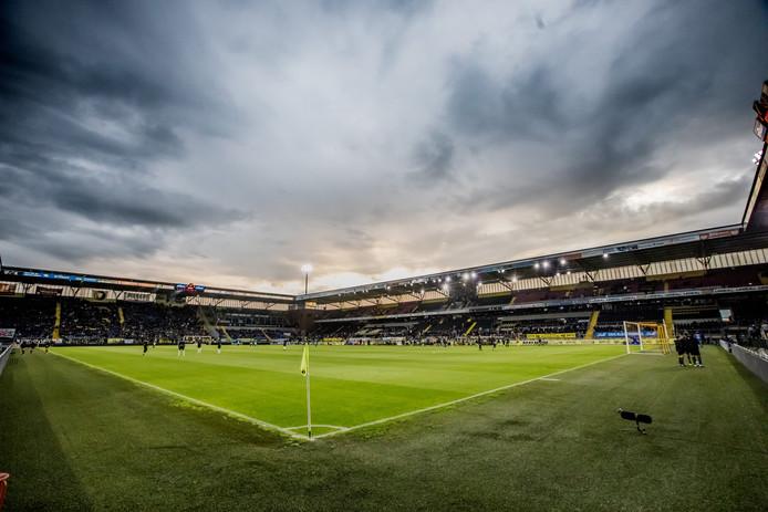Het Rat Verlegh Stadion van NAC Breda.