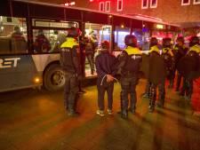 Dankzij massale politie-inzet, noodbevel voor Feijenoord en 81 aanhoudingen geen nieuwe rellen