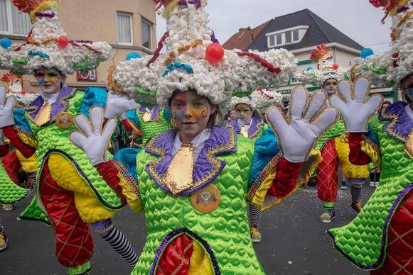 Archiefbeeld: Carnaval Merelbeke.