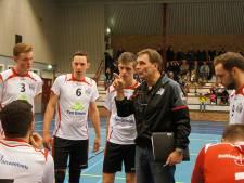 Volleyballers CSV tonen herstel, Set Up moet snel volwassen worden