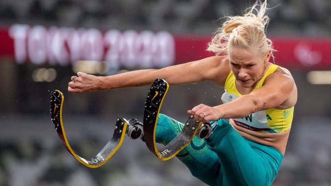 Australië geeft paralympische medaillewinnaars gelijke beloning: 'Ze hebben ons geïnspireerd'