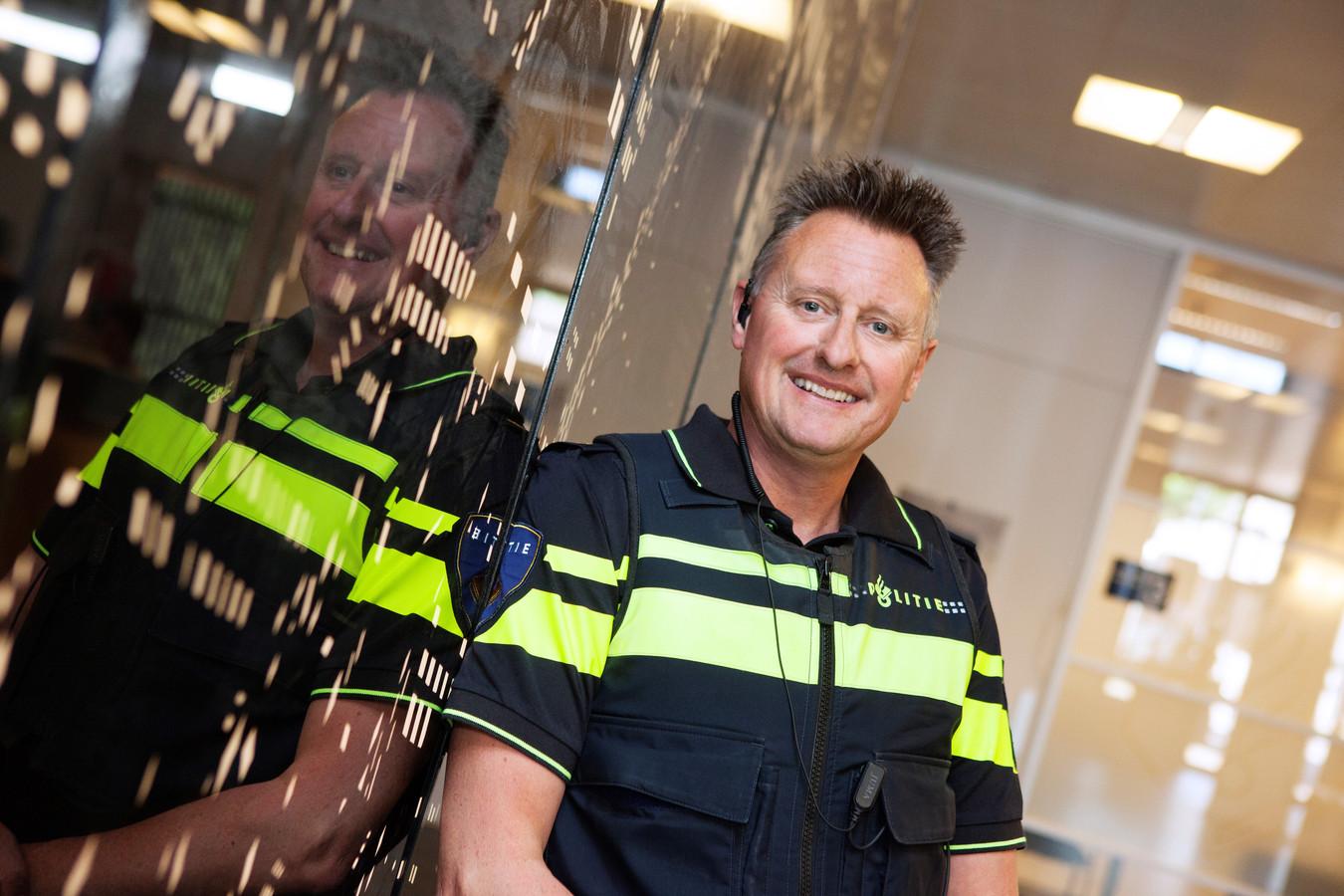 """Sybren van der Velden, landelijk projectleider woninginbraak van de politie: ,,Een inbraak is een heel heftige ervaring."""""""