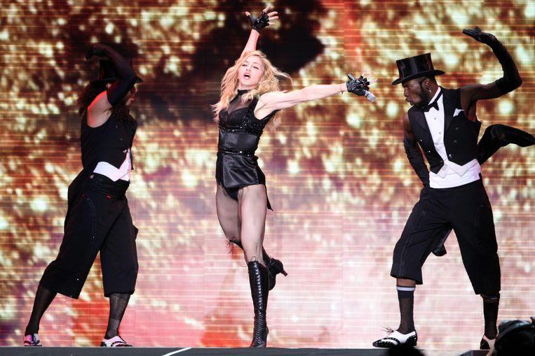 Madonna in Werchter (2009). Beeld BELGA