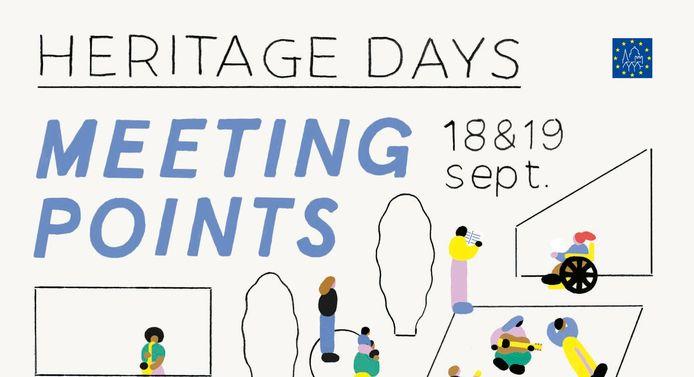 """Ne dites plus Journées du Patrimoine mais """"Heritage Days"""""""