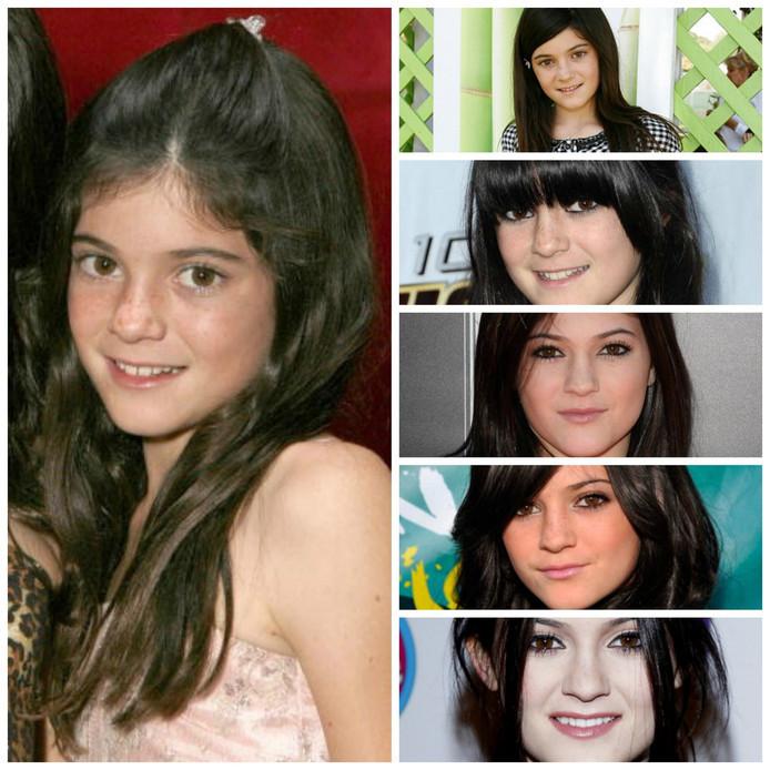 Kylie door de jaren heen