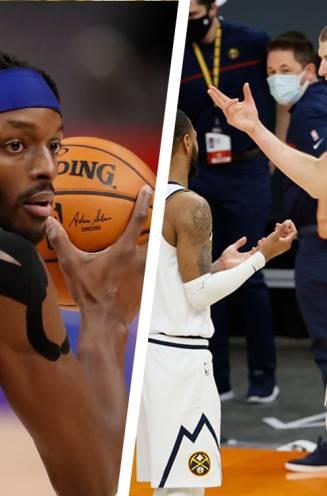 Van een reus die nooit gedraft werd tot 'The Joker' die álles kan met een bal: de revelaties na een kwart van het NBA-seizoen