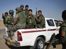 'Extremisten nemen wapencomplex Saddam Hussein in'