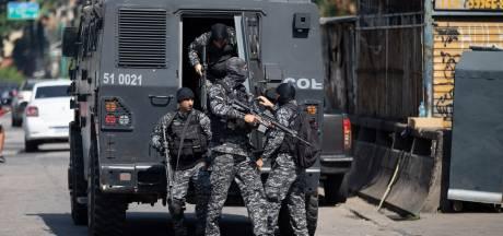 Une opération antidrogue de la police vire au carnage dans une favela de Rio: au moins 25 morts