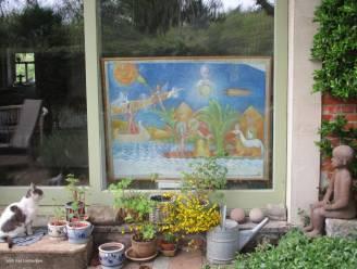 Moerbeekse cultuurraad wil inwoners verbinden via 'kunst aan het raam'
