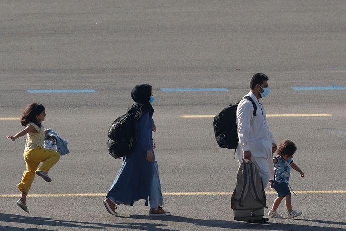 Eerder deze week ging een foto viraal waarop Neha te zien was op de militaire luchthaven in het Belgische Melsbroek. De opvallende foto heeft inmiddels ook internationaal weerklank gekregen.