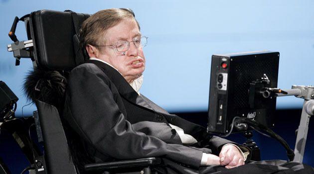 Stephen Hawking. © ANP