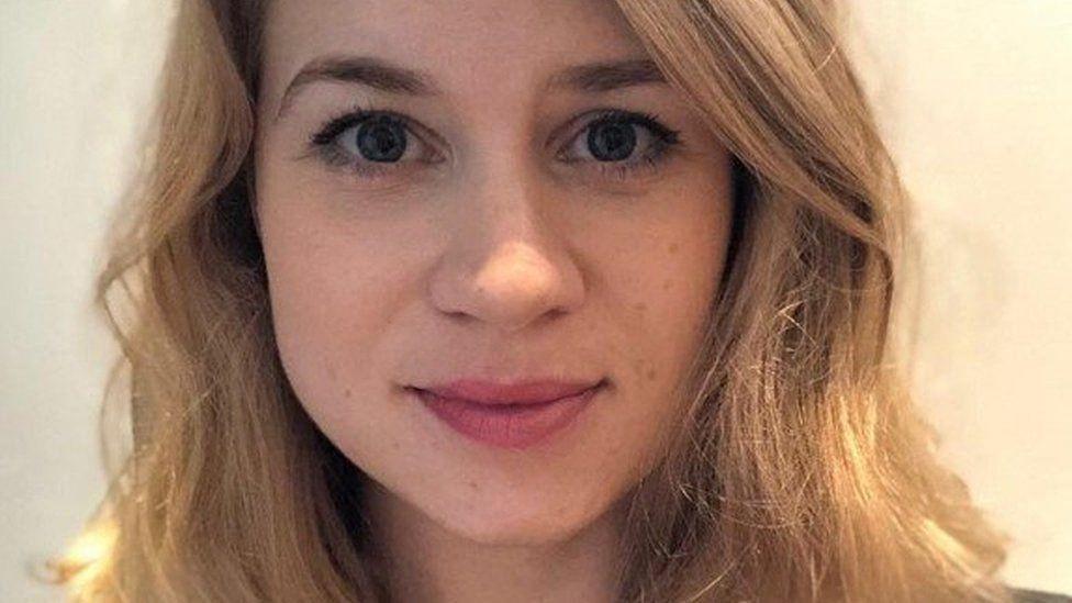 Wat Sarah Everard (33) is overkomen, maakt veel emoties los (politiefoto).