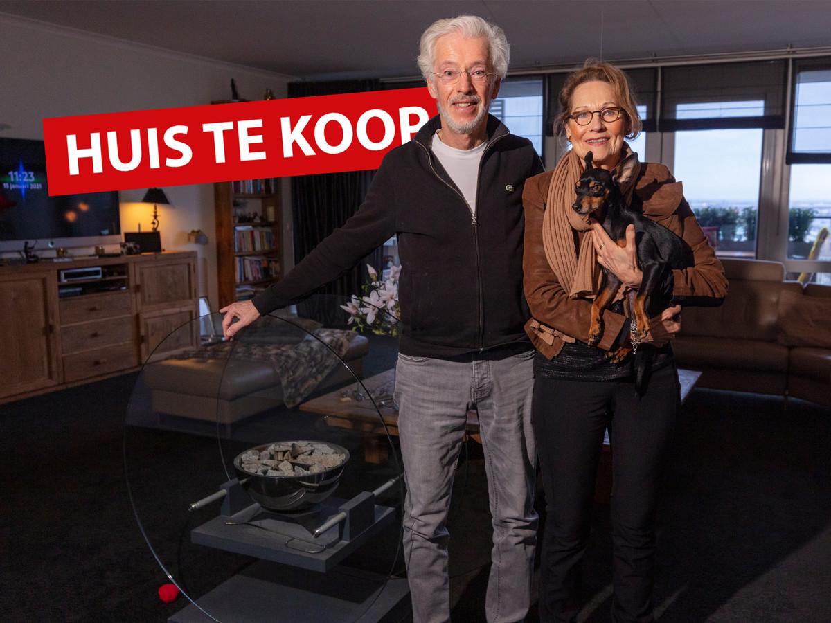 "Chris en Nicole ten Cate: ,,Dit huis heeft absolute moderniteit."""