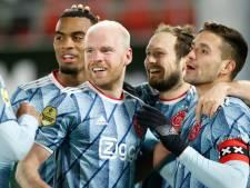 Wat het zware bekerparkoers Ajax al bracht