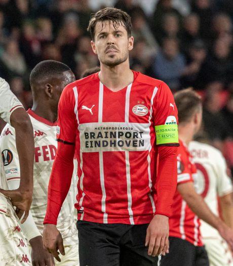 Van Ginkel wijt nederlaag tegen AS Monaco vooral aan pech: 'Zou graag willen dat ze er wél ingaan'