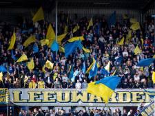 Cambuur  mag geen fans meenemen naar De Toekomst: 'Volledig in strijd met koers van normalisatie'