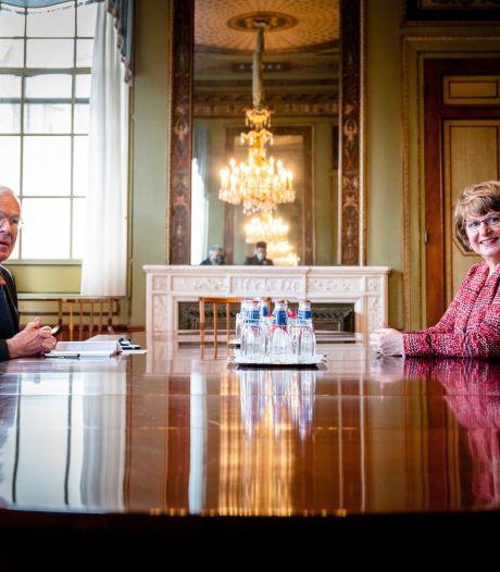 Sociaal akkoord als blauwdruk voor formatie: polder is er uit, nu de politiek nog