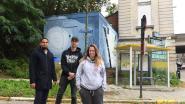 Groene kunst in Leuven: Treepack fleurt Brusselsestraat op met luchtzuiverende muurschilderingen