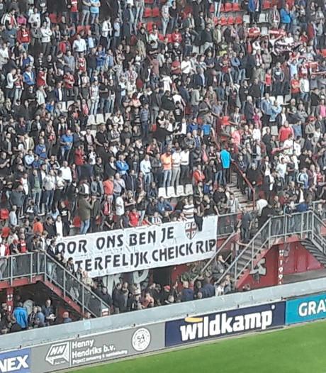 Indrukwekkend applaus bij FC Twente voor Cheick Tioté