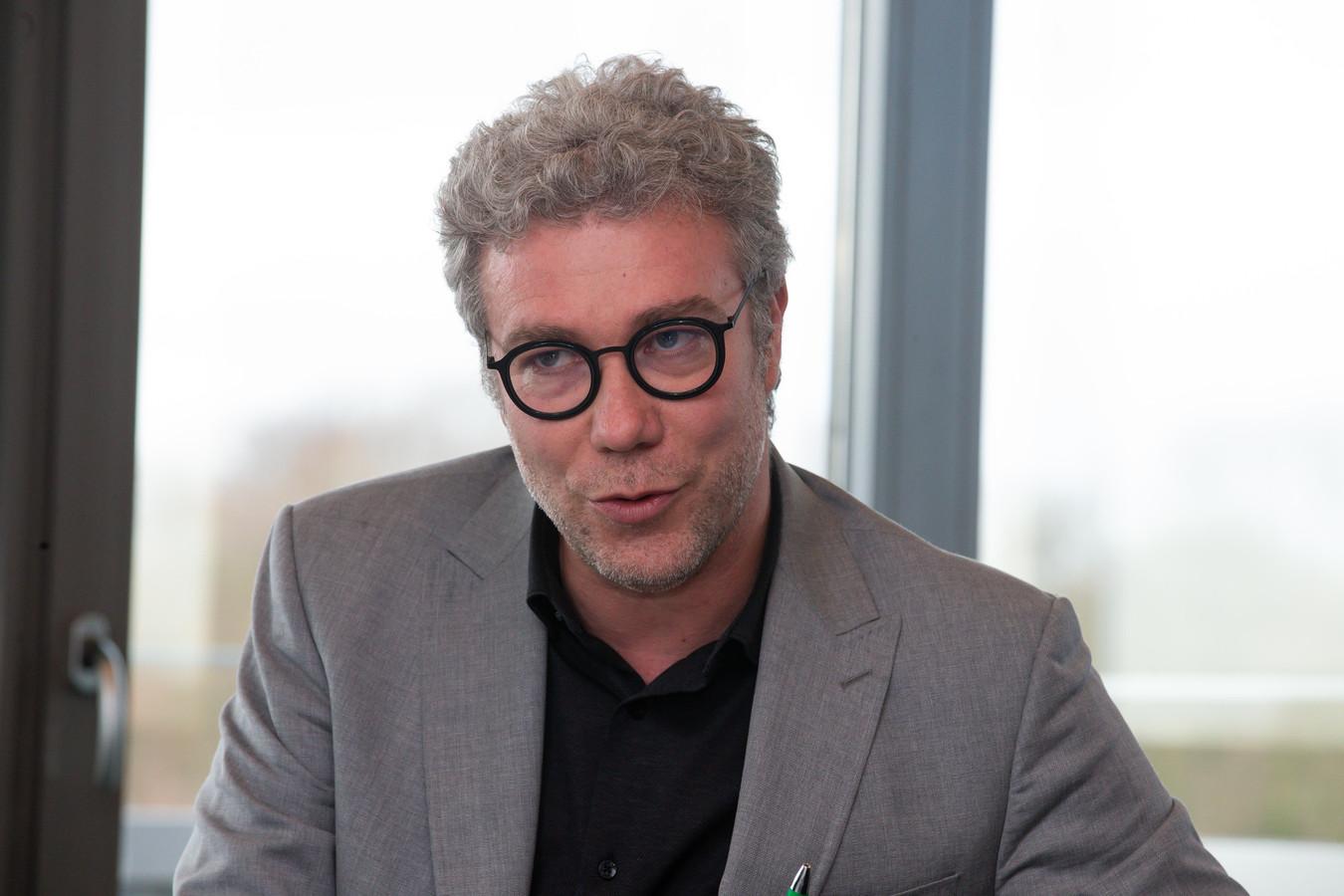 Le ministre bruxellois de la Propreté publique, Alain Maron (Ecolo).
