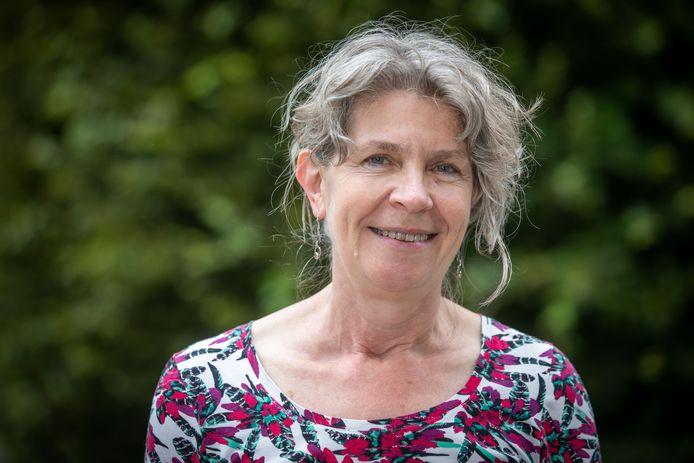 Wethouder Cathy Sjerps.